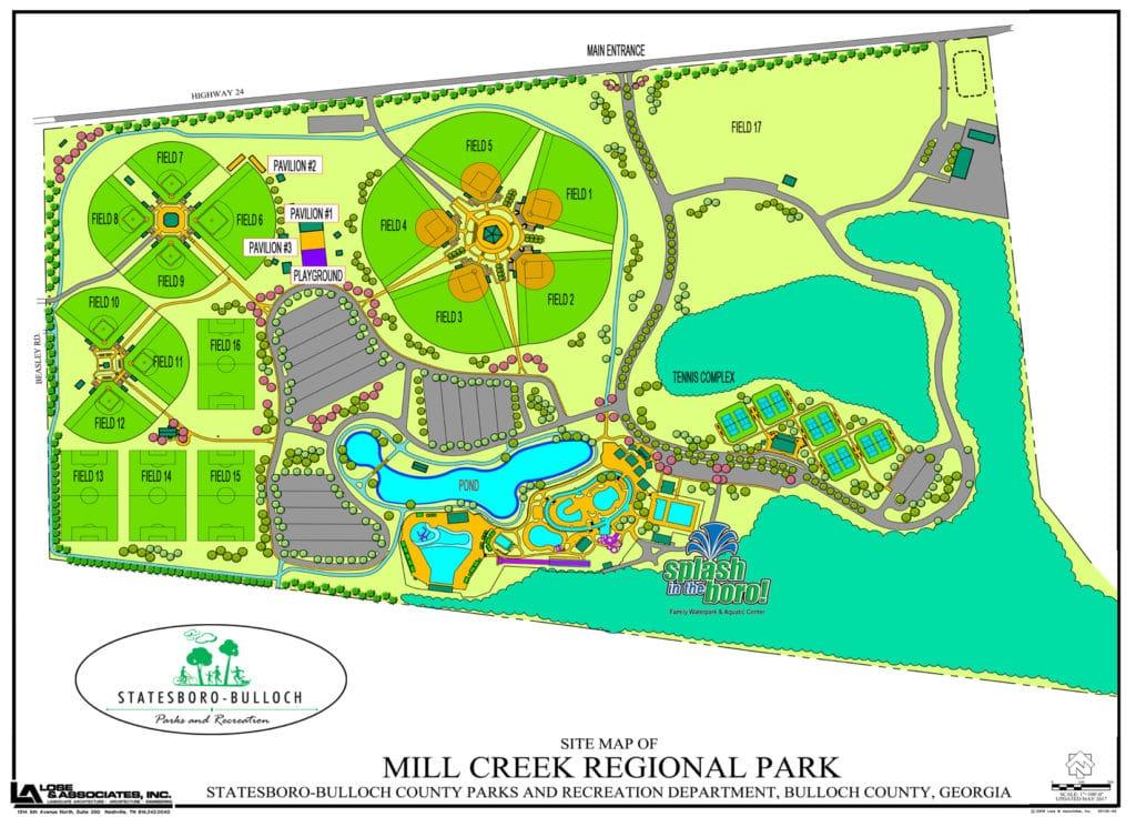 Mill Creek Regional Park